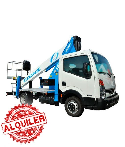 SOCAGE CABINA ELEVABLE 15 MTRS.