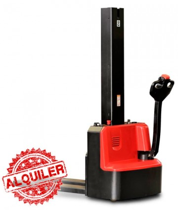APILADOR ELECTRICO 1200 KG DUPLEX 2500 HC-FORK LIFT TRUCKS CDD12-AMC1