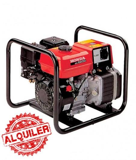 HONDA GRUPO ELECTRÓGENO EZ-2200 2200W