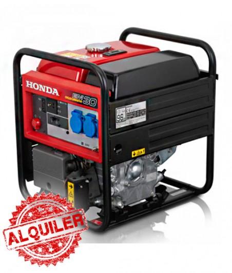 HONDA GRUPO ELECTRÓGENO EG4500CL FT 4500W