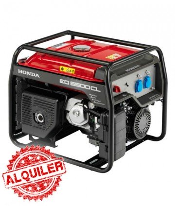 HONDA GRUPO ELECTRÓGENO EG5500CL FT 5500W