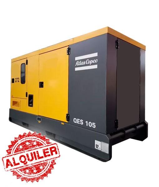 ATLAS COPCO GRUPO ELECTRÓGENO QES 105 ST3 100 KW