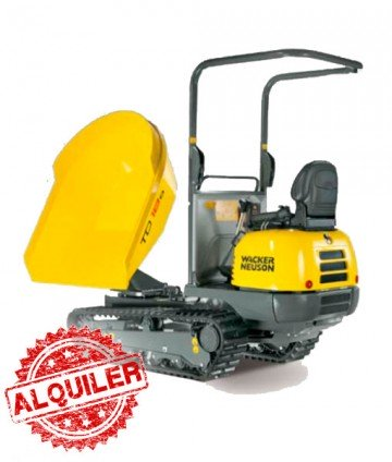 WACKER NEUSON MINI DUMPER...