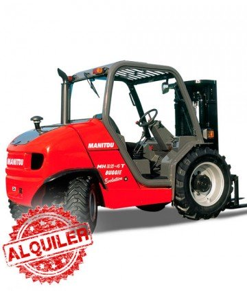 MANITOU MH 25-4T...