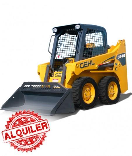 GEHL MINI EXCAVADORA COMPACTA SL-3840SX 476 Kg