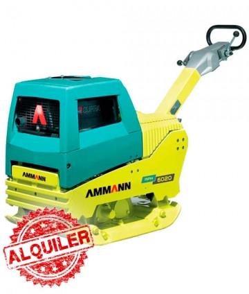AMMANN PLANCHA COMPACTADORA DIESEL AVH-6020/70 482K