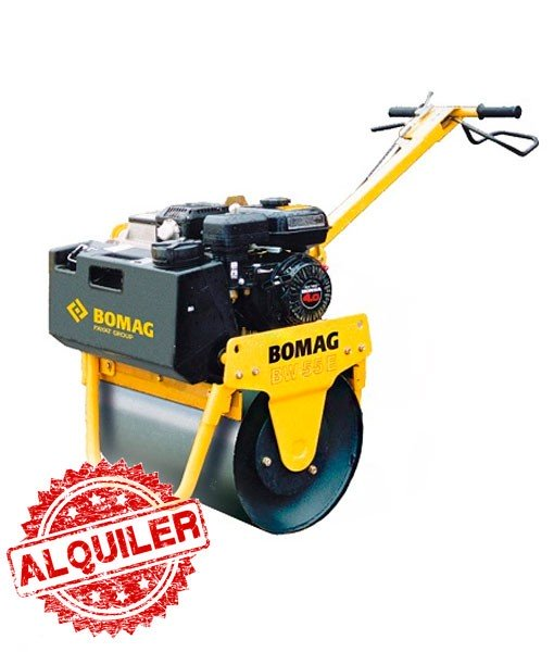 BOMAG RODILLO SIMPLE BW55E 150 Kg