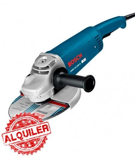BOSCH AMOLADORA ELECTRICA GWS 20-230 2300 W