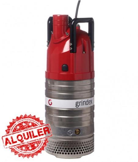 GRINDEX BOMBA DE AGUA ELÉCTRICA TRIFÁSICA MINETTE 3CV