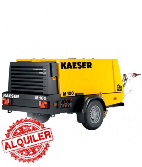KAESER M100 COMPRESOR DIESEL 10000 L