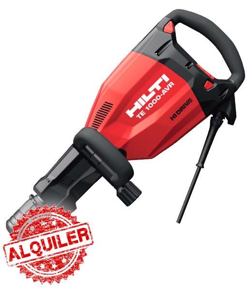 HILTI MARTILLO PICADOR TE-1000 AVR 10 Kg