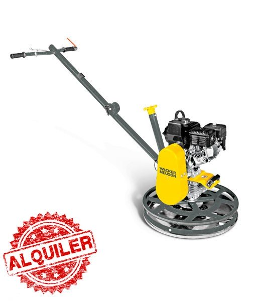 WACKER	 NEUSON ROTOALISADORA CT 24-4A DIAMETRO 600 MM