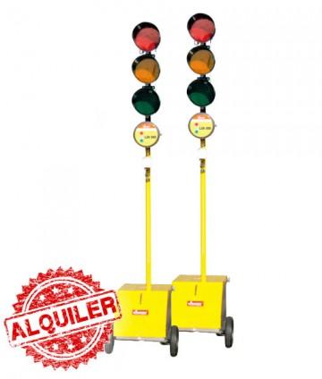 CEGASA JUEGO SEMAFOROS LZA 400 LED